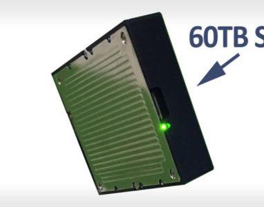 Seagate tem o maior SSD do mundo com 60TB