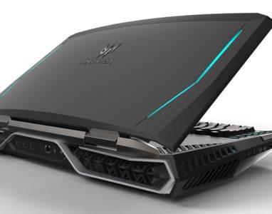 Acer lança novo modelo de computador para gamers