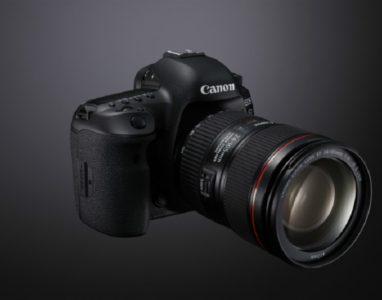 Canon lança câmara EOS 5D Mark IV