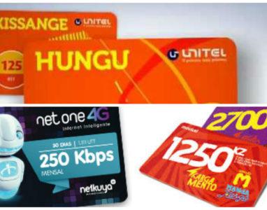 Subida nos preços das comunicações em Angola. 1 UTT custará 10 KZ