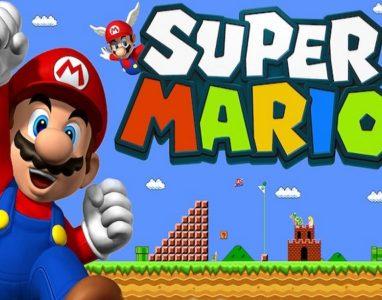 Super Mario finalmente chega aos Smartphones