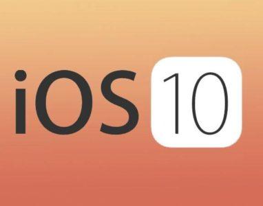iOS 10 já esta em 54% dos dispositivos, confirma a Apple