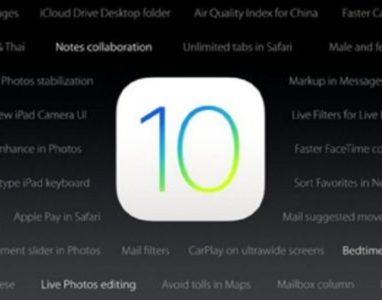 Apple lança nova versão do iOS 10 para iPhone 7 e 7 Plus