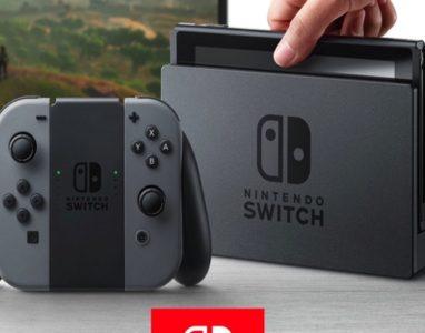 Conheça o Nintendo Switch, o novo console de vídeo game