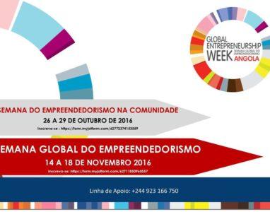 [Angola] Inscreva-se para a semana do empreendedorismo na comunidade