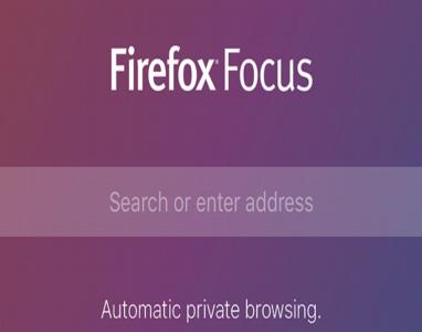 Navegue com mais privacidade com o Firefox Focus
