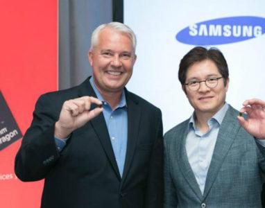 Samsung e Qualcomm unem forças para criar o Snapdragon 835