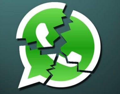 Whatsapp instavel na noite de hoje na rede Unitel