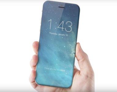 [Rumor]iPhone 8 será coberto de vidro para facilitar o carregamento sem fios