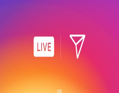 Instagram oficializa a transmissão de vídeos ao vivo e traz mais uma novidade