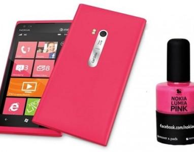 Nokia lança um novo verniz. Acredite se puder…