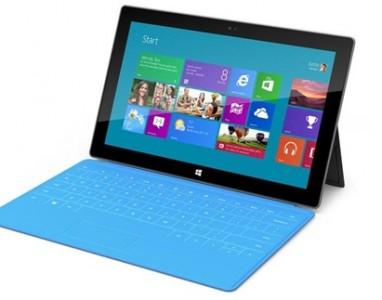 Rumor do dia: Surface, o tablet da Microsoft custará 199 USD