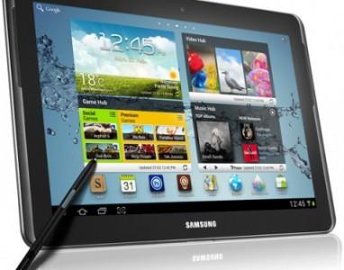 Samsung surpreende com o Galaxy Note 10.1