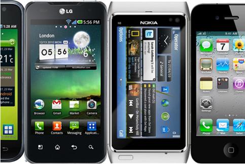 HTC,NOKIA,Samsung,Apple em menosfios.com