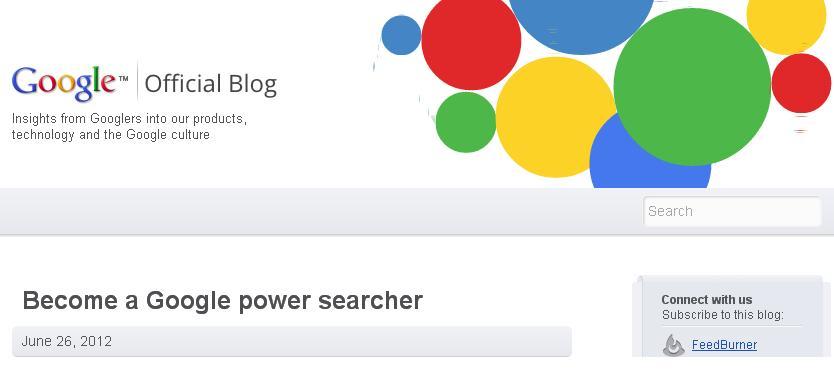 Curso para pesquisa Google