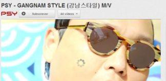 Gangnam Style no menosfios.com