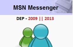 Messenger, descanse em paz. Bem vindo Skype.
