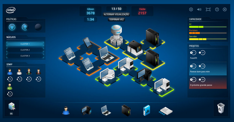 IT Manager Game