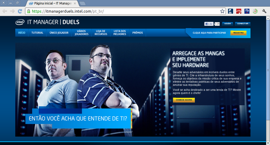 IT Manager 3.0 - Intel