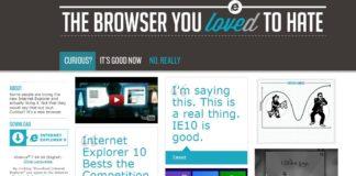 Quem ainda odeia o Internet Explorer?