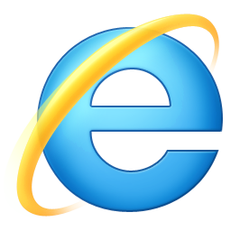 Logótipo Internet  Explorer