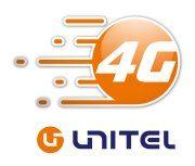 Unitel 4G velocidades de até 150 Mbit/s!