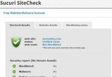 Sucuri Verifica URLs curtas ou comuns