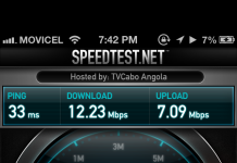 Unitel 4G Teste Menos Fios