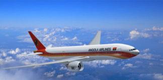 Boeing da TAAG... sem Wi-Fi