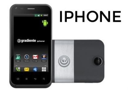 Iphone Gradiente Android
