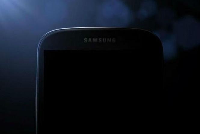 """Suposta imagem do """"Galaxy S4"""", publicada na conta do Samsung no Twitter"""