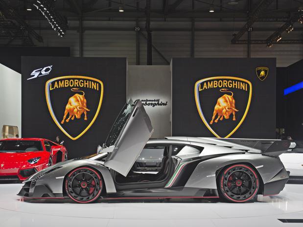Lamborghini Veneno O Carro Mais Caro Do Mundo Menos Fios