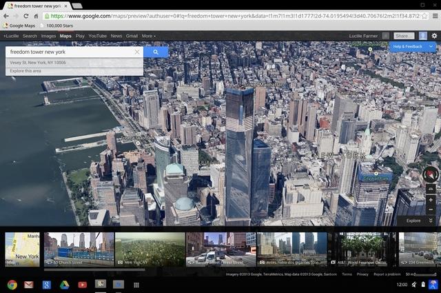 Mapas da Google