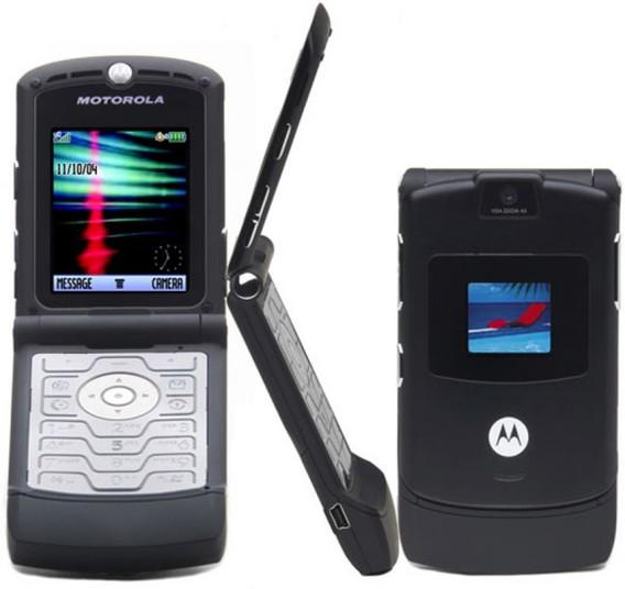 Motorola RARZ V3