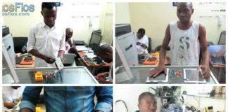 "Resumo do especial ""MenosFios no mercado dos Congoleses"""