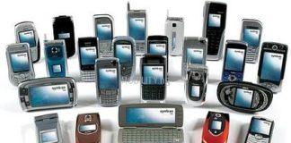 Smartphones com Symbian OS
