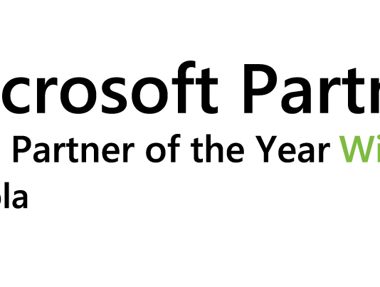 Partner of the Year for Microsoft Solutions