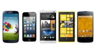 Guerra de Smartphones!