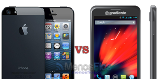 Gradiente Vs Apple