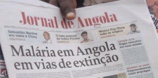 Malária em Angola - Cura