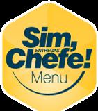 Logotipo Sim Chefe!