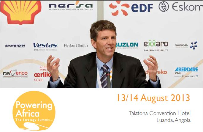 Conferencia Powering Africa 2013 (2)
