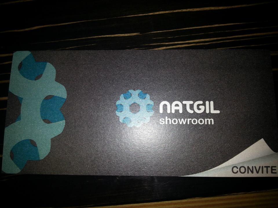 Convite Natgil