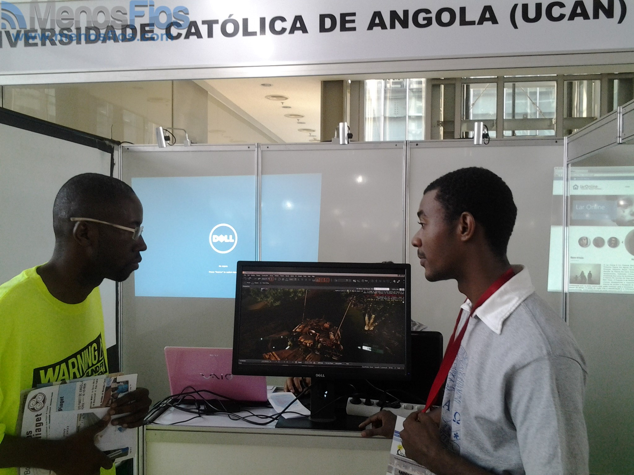Adhesivo De Bicicletas ~ Feira do Inventor Criador Angolano Menos Fios