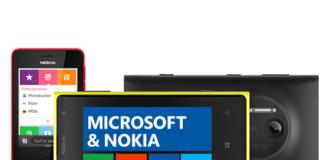 Microsoft and Nokia, love story ...