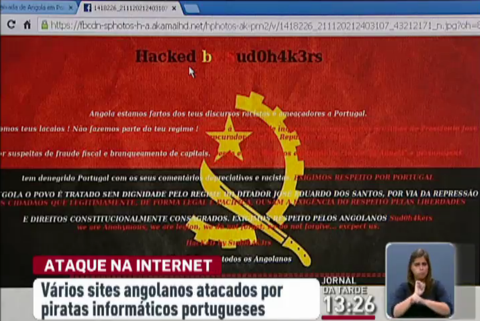 AngolaVsPortugal Hacking