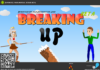 breaking up, jogo made in Angola
