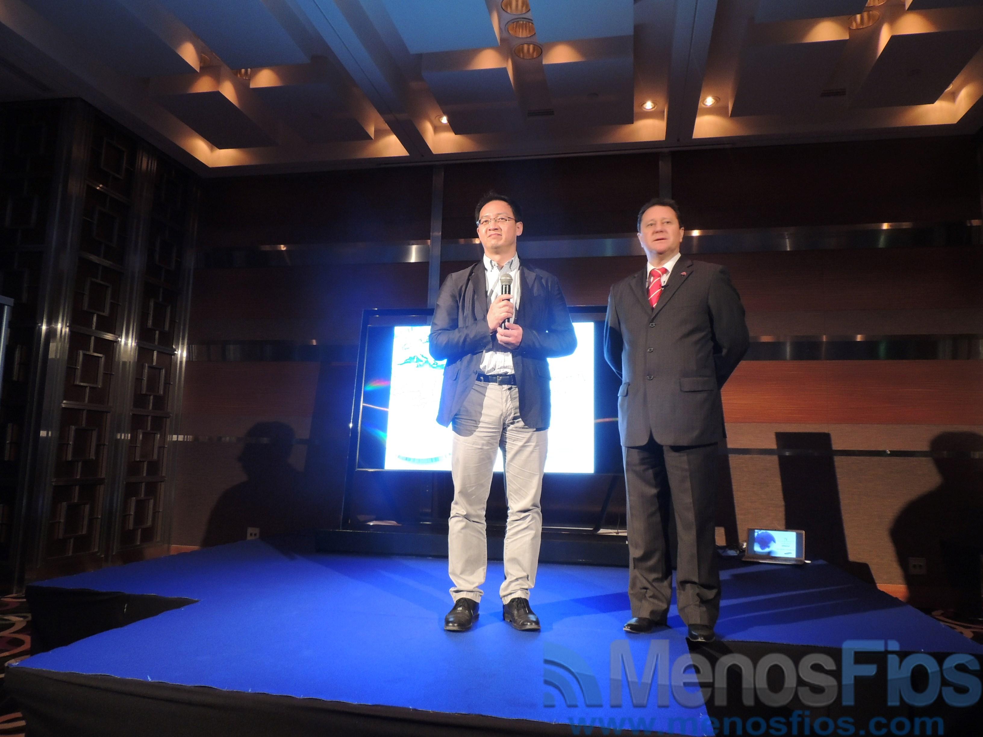 Samsung Angola, Presidente e Vice Presidente