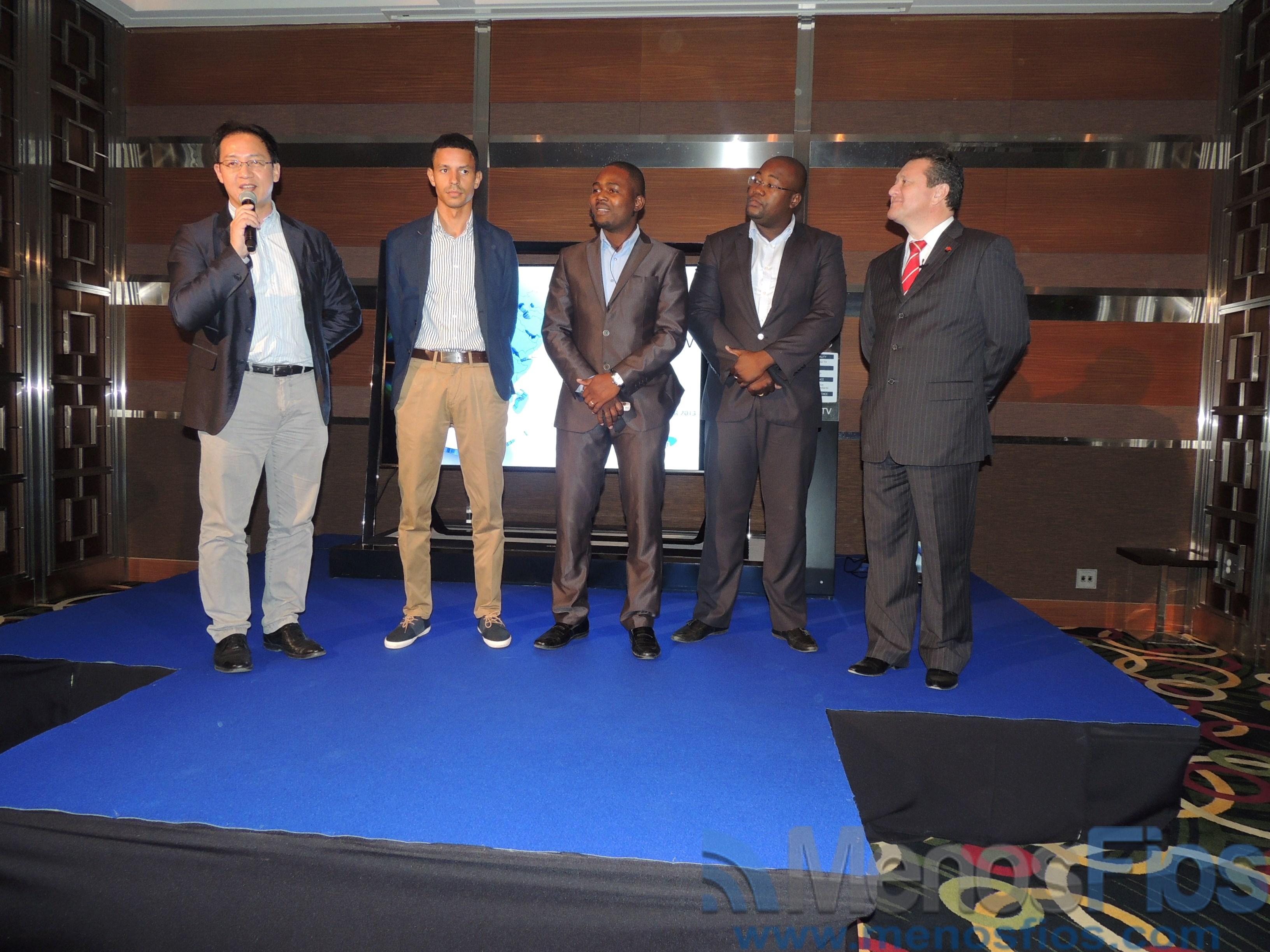 Samsung Angola