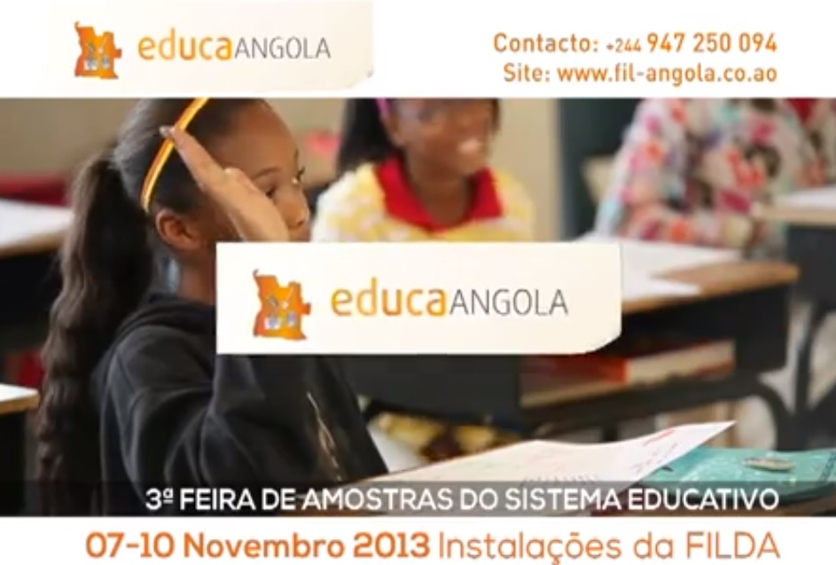 Feira Educa Angola 2013